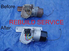 1959 Ford Electric Wiper REBUILD SERVICE Motor Switch Skyliner Galaxie 1958