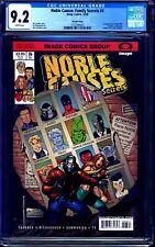 Noble Causes Family Secrets #3 CGC 9.2 VARIANT 1st INVINCIBLE Amazon Prime TV