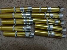 10 Rod Building Wrapping Vintage Fenwick looking down locking fly reel seats gld