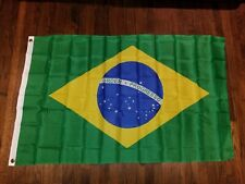 Brazil National flag country flag bandera de Brasil