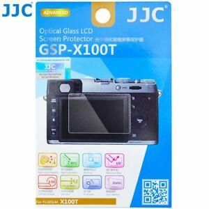 JJC GPS-X100T optisches Glas LCD Screen Protector Film für Fujifilm X100T Kamera