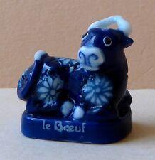 Fève Le Zodiaque Horoscope Chinois - 2008 - Le Boeuf