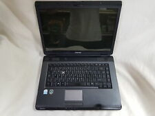 """FAULTY? Toshiba Satellite L300-1G6 15"""" Pentium Dual Core Laptop with 160GB HDD ("""