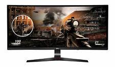 "LG 34UC79G-B 34"" WFHD IPS Curved Ultrawide Gaming Monitor - Black"