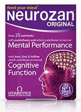 Vitabiotics Neurozan Original - 30 Tablets