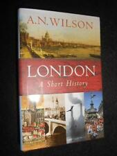 London: The Biography by Peter Ackroyd - 2000 - British Capital History Hardback