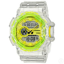 CASIO G-SHOCK Semi-Transparent Special Colour Edition Watch GShock GA-400SK-1A9