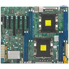 Supermicro X11DPL-I Server Motherboard - Intel Chipset - Socket P LGA-3647 - 1 x