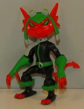 "3"" Juryrigg Bandai Action Figure Ben 10 Ultimate Alien Cartoon Network"