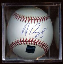 ALBERT PUJOLS 2001 TOPPS RESERVE RC AUTOGRAPH AUTO RC BALL HOT ANGELS CARDINALS