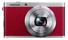 Fujifilm Xf1 12 Mp Digital Camera F1.8-4.9 With 3-inch Lcd Screen (red) 8GB SD
