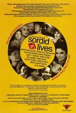 Sordid Lives Movie Poster SIGNED by DEL SHORES! (Slightly stage-worn)