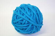 2kg Coloured Merino felted super chunky Nundle wool vine knitting Aqua