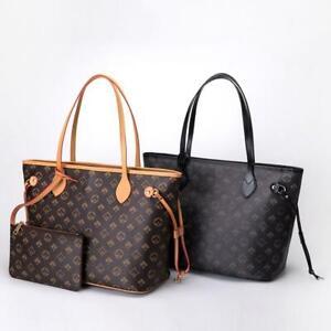 Ladies Shopping Bag Printed Tote Purse Shoulder Handbag Large Women Handbag