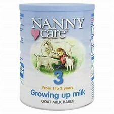 Nanny Care Stage 3 Growing Up Goats Milk - 900g