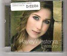 (HQ457) Hayley Westenra, Treasure - 2007 CD