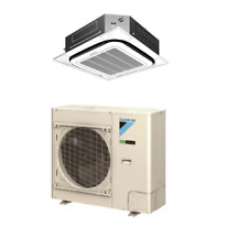 30000 Btu 15.8 Seer Daikin Single Zone Ductless Cassette Air Conditioning System