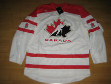 Team Canada Nike IIHF Hockey White Jersey Men Medium