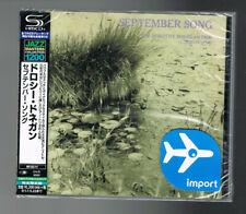 ♫ - THE DOROTHY DONEGAN TRIO - SEPTEMBER SONG - SHM-CD 10 TITRES - NEUF NEW - ♫