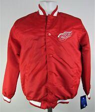 Detroit Red Wings Nhl G-Iii Women's Full- Button Bomber Jacket