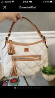 Beautiful Dooney And Bourke Quilted Shoulder Bag