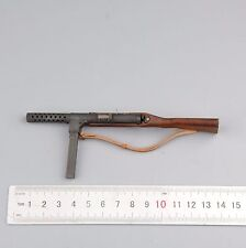 "1/6 Scale Model MP18 Submachine Gun Kugelspritz Weapon Toy F 12"" Soldier Figure"
