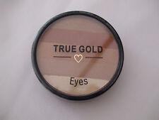 True Gold Eyeshadow Browns Mix New