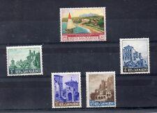 San Marino Paisajes y Monumentos Series del año 1960-61 (DR-165)