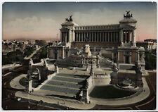 cartolina ROMA altare della patria