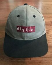 Vintage Digital Equipment Hat Cap