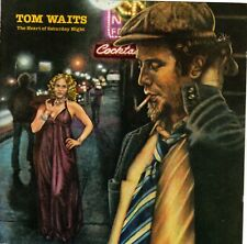 Tom Waits ‎– The Heart Of Saturday Night CD 1999