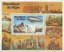 Timbre Dirigeables Niger BF15 o lot 9453