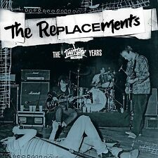 THE REPLACEMENTS THE TWIN TON YEARS COFFRET 4 VINYLES LP 180 GRAMMES NUMÉROTÉE