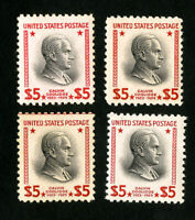 US Stamps # 834 VF Lot of 4 OG NH Scott Value $300.00