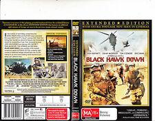 Black Hawk Down-2001-Josh Hartnett-Movie-DVD