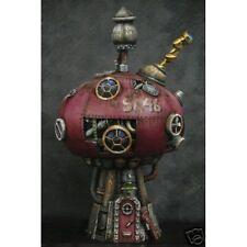 Armorcast 28mm Resin ACWS004 Steampunk Mushroom Observatory Fantasy Terrain NEW