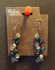 Shade of Blue Dangling Earrings