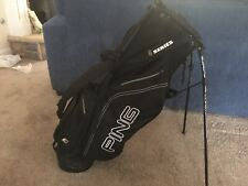 Ping 4 series stand bag.