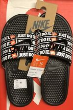 Nike Benassi JDI PRINT Mens Slide UK 9 EUR 44 US 10