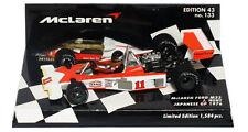Minichamps McLaren M23 Japanese GP 1976 World Champion - James Hunt 1/43 Scale