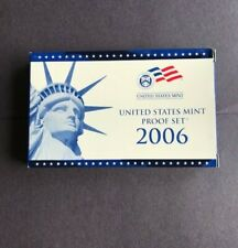 2006-S US MINT Proof Set in Original Box w/COA ~ 10 Coins Free Shipping