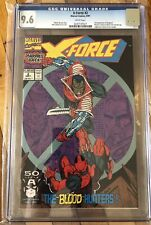 X-Force #2 - CGC 9.6 - 2nd Deadpool appearance after New Mutants 98