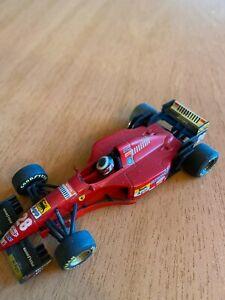 modellino F1 scala 1:43 Ferrari 412t2
