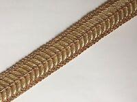 "JASDEE Vintage Stripe Velvet Border Trim Ribbon 1//2/"" Inch Width Style R1312"