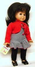 Spiel Puppe Weichkörper Puppe mit Schlafaugen Puppe ca. 45 cm von Emil Schwenk