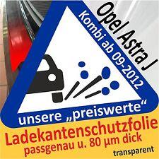 OPEL ASTRA J INSIGNIA Paraurti Pellicola Vernice Protezione Pellicola Protettiva per auto