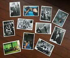 Original vintage Helmut Newton postcards, erotic photography