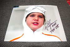 PARIS THEMMEN signed Autogramm WILLY WONKA AND THE CHOCOLATE FACTORY InPerson