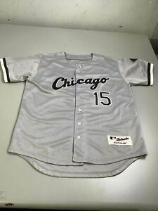 Men's Majestic Chicago White Sox Jersey Size 48