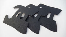 Decal Frame Grip Tape for Glock Gen4 : G17, G22,  G24, G34, G35 - (3 Pack)
